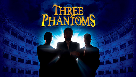 New Wimbledon Theatre's review of Three Phantoms