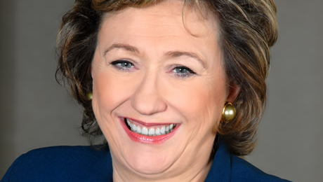 Rosemary Squire appears on BBC R4's Woman's Hour Power List