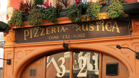Richmond Theatre Partners - Pizzeria Rustica