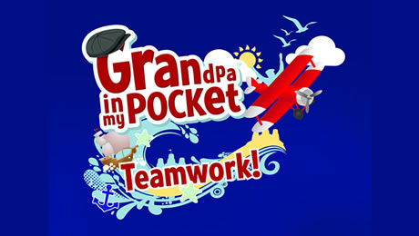 Interview with the Grandpa In My Pocket creative team