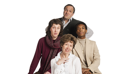 Interview with Rising Damp writer Eric Chappell
