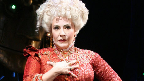 Harriet Thorpe returns to play Madame Morrible in West End hit musical Wicked