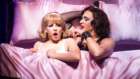 An interview with Rocky Horror star Oliver Thornton