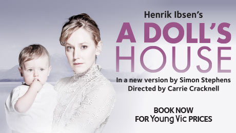 West End transfer for Young Vic's two time sell-out A Doll's House