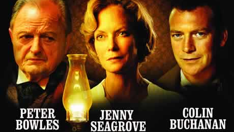 Interview with star of The Governess, Jenny Seagrove