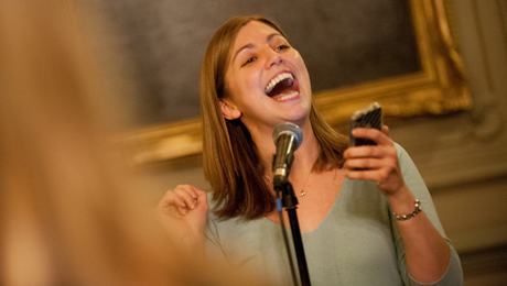 Musical Theatre Open Mic's One Year Anniversary Celebration at New Wimbledon Theatre