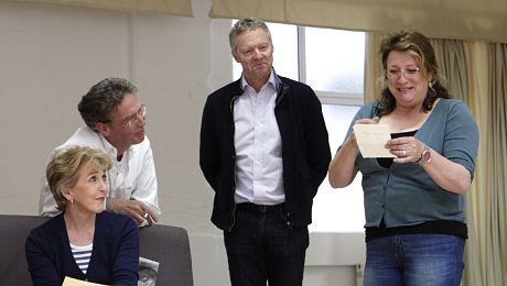 Interview with Relative Values star Rory Bremner