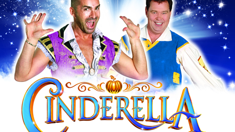 Suzanne Shaw to star alongside Louie Spence in Cinderella at the Bristol Hippodrome with comedian Andy Ford