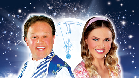 Your chance to star in this year's panto at the New Victoria Theatre