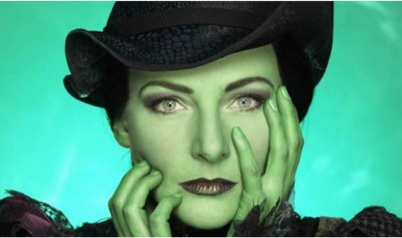 Willemijn Verkaik in Wicked