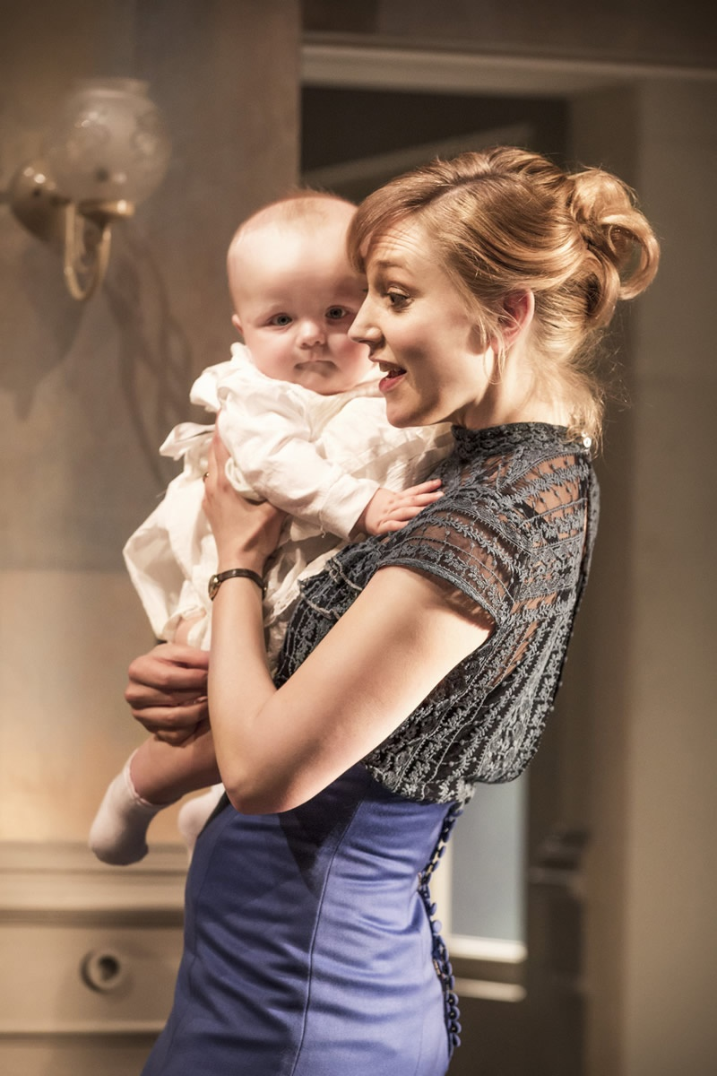Hattie Morahan in A Doll's House