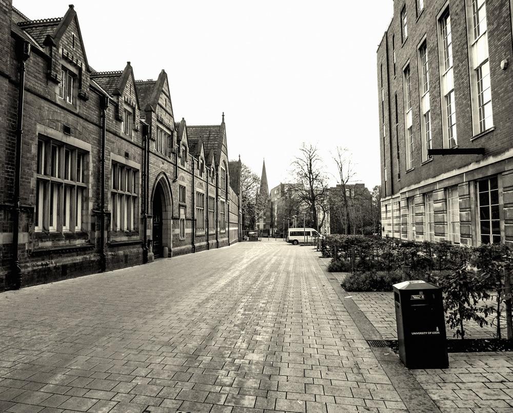 Leeds University Drama Scene