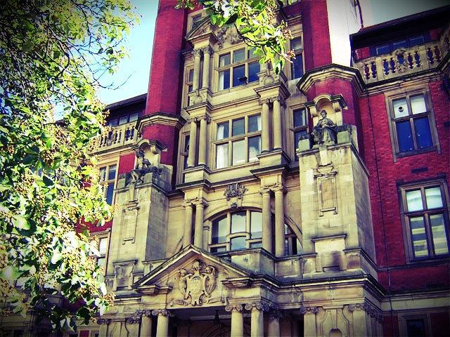 Newcastle University Drama Scene