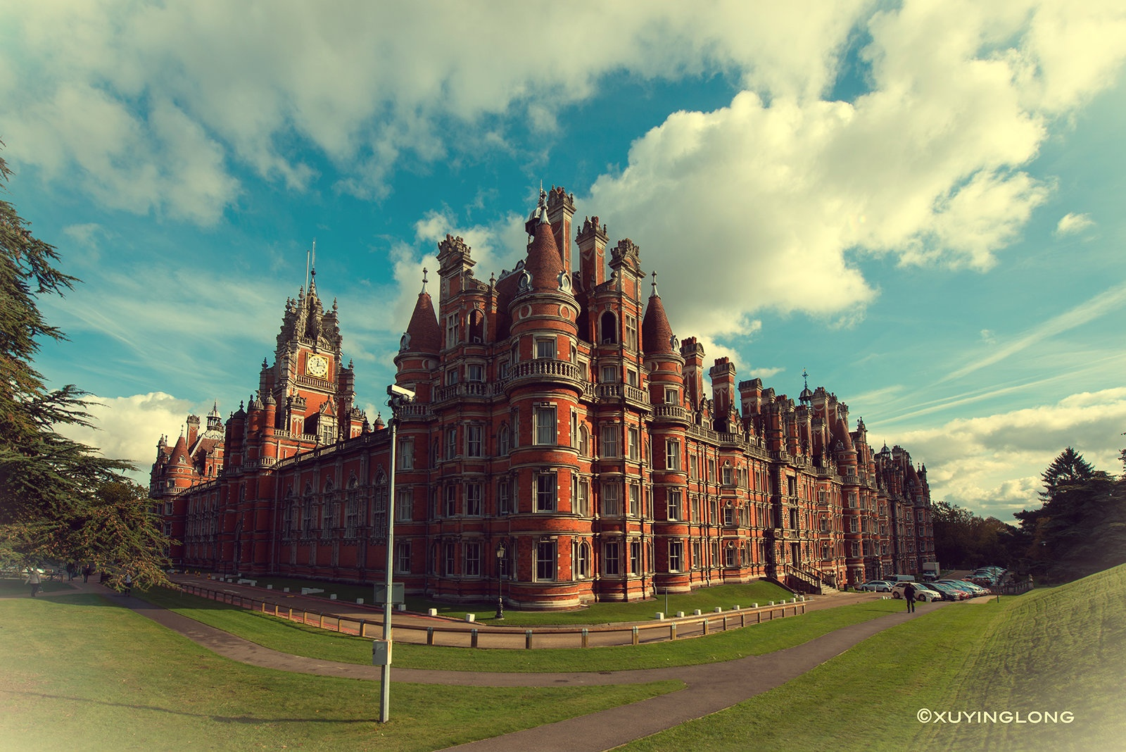 Royal Holloway University Drama Scene
