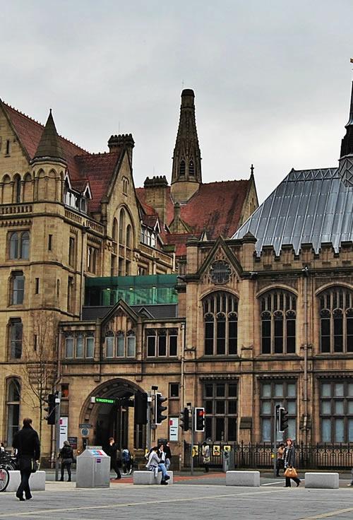 Manchester University Drama Scene