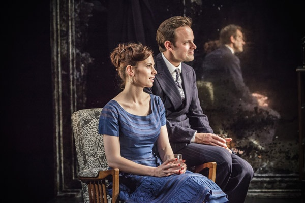 Hayley Atwell and Harry Hadden-Paton in The Pride