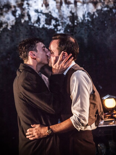 Al Weaver and Harry Hadden-Paton in The Pride