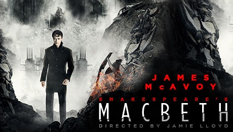 Macbeth at Trafalgar Studios
