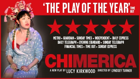 Chimerica at the West End Tickets