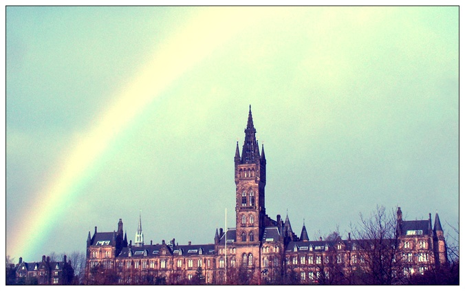 Glasgow University Drama Scene