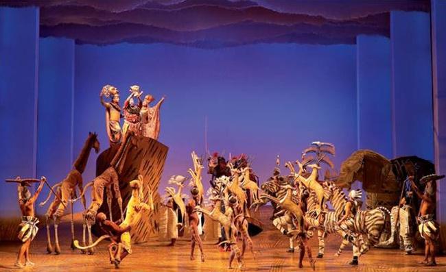 Disney's The Lion King, Lyceum Theatre