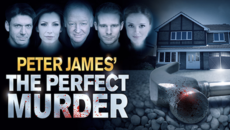 Peter James Interview