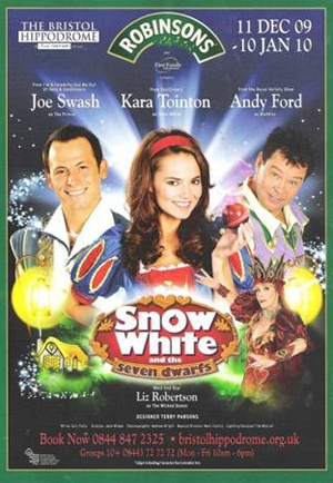 28 years of pantomime history at bristol hippodrome atg blog - Bristol hippodrome box office opening hours ...