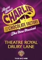 Charlie and the Chocolate factory in the West End