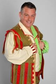 Andy Collins in Sleeping Beauty