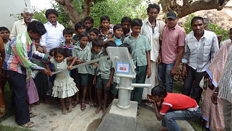 ATG sales of Life Water provide a life line in India