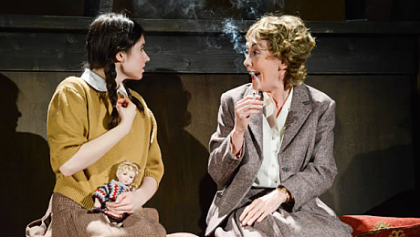Interview with Kindertransport director Andrew Hall