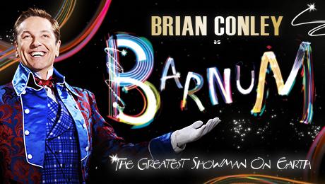 Brian Conley on Barnum