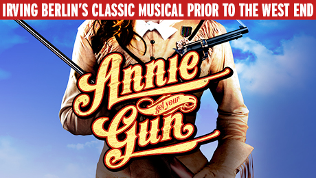 Business Club: Annie Get Your Gun at Churchill Theatre, Bromley