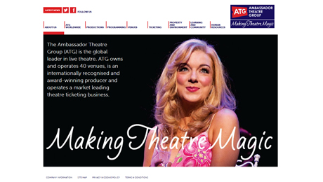 ATG launches new corporate website www.atg.co.uk