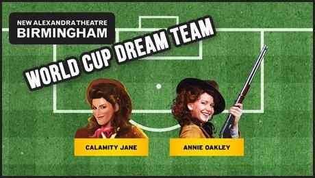 New Alexandra Theatre's Dream Team