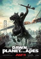 3D Dawn of the Planet of the Apes