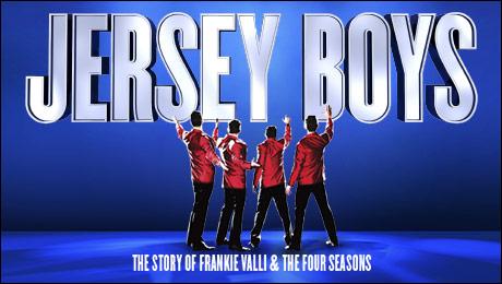 The Jersey Boys Uk Tour