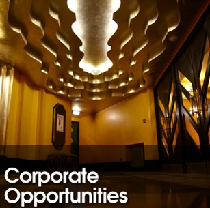 Corporate Opportunities with Theatre Card