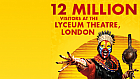 Disney's The Lion King welcomes 12 millionth visitor