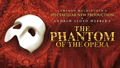 Phantom of the Opera - Valentine's Day Gifts -  ATG Tickets