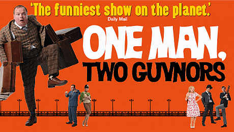 Restaurant offer for One Man, Two Guvnors, Wimbledon