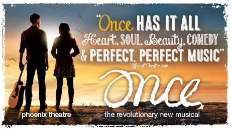 Once, West End Theatre Tickets - ATG Tickets