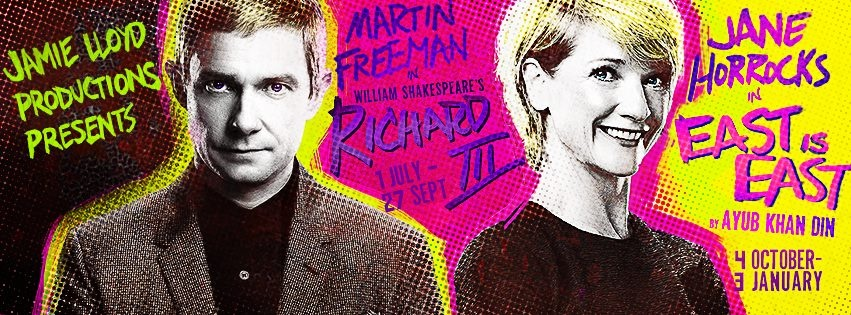Trafalgar Transformed Season 2 Martin Freeman & Jane Horrocks - ATG Tickets