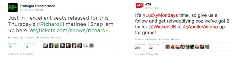 Trafalgar Transformed Richard III Twitter - ATG Tickets