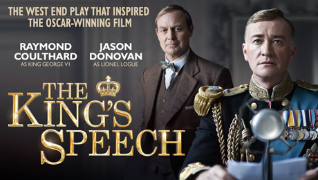 The King;s Speech poster