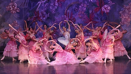 Moscow City Ballet - ATG Tickets