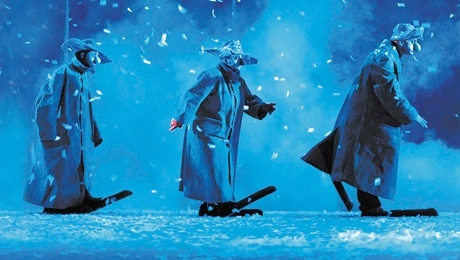 Slava's Snow Show - ATG Tickets