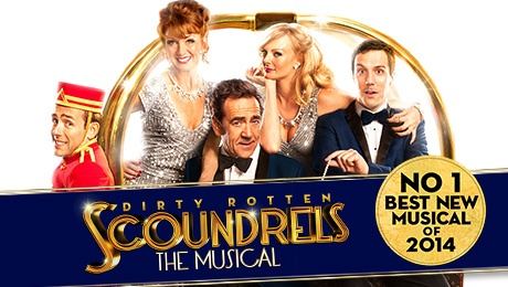 Dirty Rotten Scoundrels - Valentine's Day Gifts -  ATG Tickets