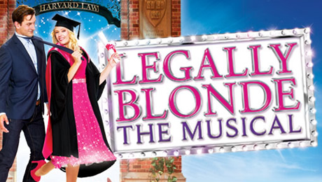 Gareth Gates and Jennifer Ellison to star in Legally Blonde the Musical at New Wimbledon Theatre