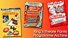 Glasgow Programmes of Panto Past
